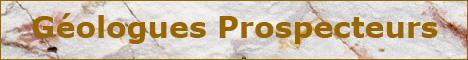Géologues Prospecteurs